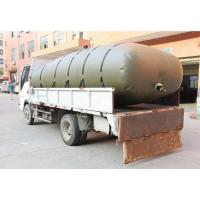 Quality Vehicle Bladder Fuel Tank ,20000L Collapsible Fuel Container Tensile Strength wholesale