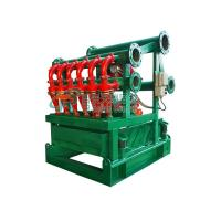 Quality High Performance Mud Cleaner with Bottom Shale Shaker / Oil Drilling Mud Shaker wholesale