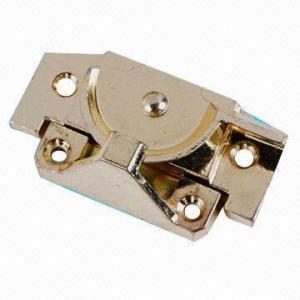 Quality Bright Brass Proof Sash Lock/Window Lock wholesale