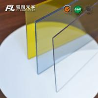Quality Scratch Proof 19mm Acrylic Sheet Anti Static Coating With 40-85% Light Transmission wholesale