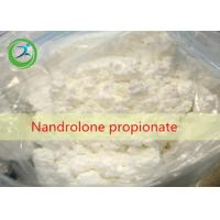 Buy cheap CAS 7207 92 3 Nandrolone Propionate White Powder , Pharmaceutical Raw Materials from wholesalers