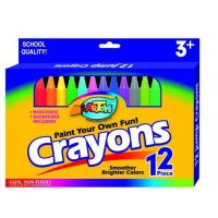 Quality 12 crayons wholesale