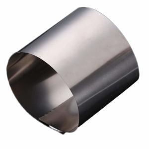 Quality ASTM B551 0.06mm 0.07mm 0.08mm 0.1mm Zirconium Foil wholesale