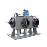 Quality Horizontal / Vertical Turbine Control Valve For Pressure Regulating Dn250-1300 wholesale