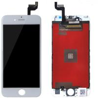 Quality White Polarizer Iphone LCD Display Iphone 6 Lcd Screen And Digitizer 4.7 Inches wholesale
