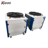 Quality Low Noise Air Cooled Condensing Unit with Copeland Scroll Compressor wholesale