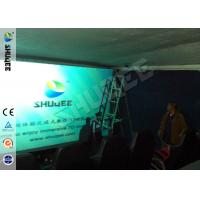 Quality Interactive Mobile 5D Theater System For Amusement Equipment wholesale
