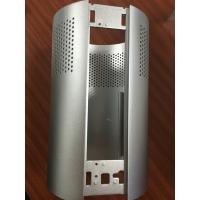 Quality 6063 T5 Sand Blasted Anodized Aluminum Air Purifier / extruded aluminum profiles CNC Machined wholesale