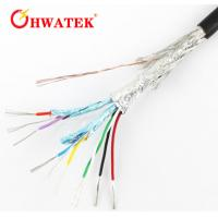 Quality Waterproof Stranded 2 Core Low Voltage Cable PUR Sheath UL20236 36 AWG Min wholesale