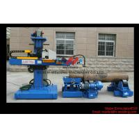 Quality Fixed Vessel Fit Up Welding Manipulator  5 * 5m Automated Welding Machinery wholesale
