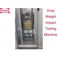 Quality ISO6603 Drop Weight Impact Test Machine For Rigid Plastics Puncture Test DIT183E wholesale