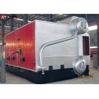 Quality Q345r Material Water Tube Biomass Wood Fired Steam Boiler For Bitumen Industry wholesale