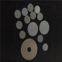 Buy cheap Woven Wire Mesh Extruder Screen Filters And Pressed Components 100 Micron 200 from wholesalers