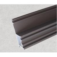 China Customized 6063-T5 Series Anodized Industrial Aluminium Profile For Doors And Windows on sale