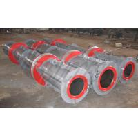 Quality Spinning Concrete Pipe Mould / Precast Concrete Moulds Structure wholesale