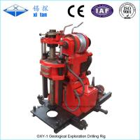 Quality GXY-1 Core drilling rig with stroke 500mm wholesale