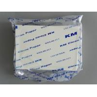 Quality Square A4 Copy Cleanroom Paper 70gsm Dust Free Low Particle White Color wholesale