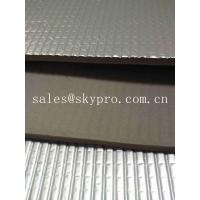 Quality REACH ROHS SGS Thermal Insulation Foam Sheet Aluminum Oil Coat Reflective Foam Rubber Sheets wholesale