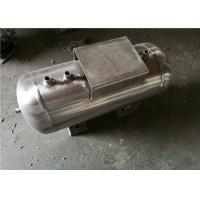 Quality ASME Standard Compressed Air Storage Tank For Semitrailer High Temperature Resistance wholesale