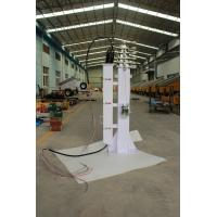 Buy cheap 8m manual winch telescopic mast/steel telescopic mast/ lighting telescopic mast from wholesalers