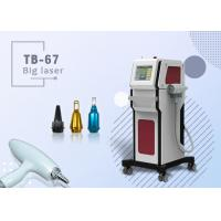 China Multi Functional Nd Yag Q Switch Laser Tattoo Removal Machine With Water Cooling on sale