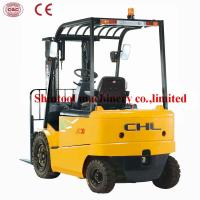 China 3 Ton AC Electric Forklift Truck CPCD30 4 Wheel With 3000kg Load Capacity on sale