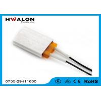 China 60 × 19.8 × 5.5Mm 230c 110v 200w Electric Cartridge Ptc Heater For Wax Melting Heater on sale