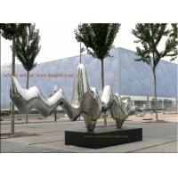 Quality Stainless Steel Sculpture, Metal Urban Sculpture wholesale