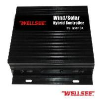 China 10A Wellsee Wind/Solar Hybrid light controller on sale