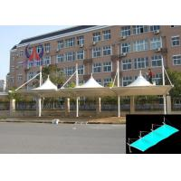 Modularized Size Commercial Car Park Shade Structures For Bike / Motors