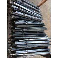 Quality 7° Tapered Drill Rod Drill Extension Rod Black Or Based On Demand wholesale