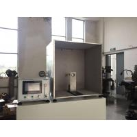 Quality Burn Textile Flammability Testing , Fabric Testing Machine Standard NFPA701-2 wholesale