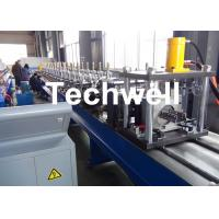 Quality Shelf Roll Forming Machine / Cable Tray Forming Machine for Steel Rack, Steel Shelf wholesale
