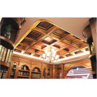 Cheap Tin Texture 3D Ceiling Tile European Style Wallpaper Light Weight and Eco friendly 600*600 mm for sale