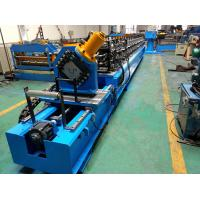 Quality Non Stop Cutting Stud And Track Roll Forming Machine For Drywall Furring Channel wholesale