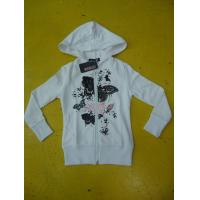 Quality Personalized Fench Terry Ladies Zip Up Hoodies Girls Zip Front Hoodie Casual Wear wholesale