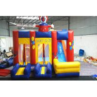 Quality CE / UL approved safe inflatable bounce house , inflatable bouncy castle for Rental wholesale