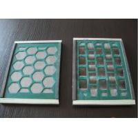 Quality Solids Control Shale Shaker Screens,Oilfield Shaker Screen Panel,Hook Strip Shaker Screen wholesale