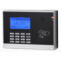 China S100 CARD TIME CLOCK 125KHZ PASSWORD TCP/IP SOFTWARE EMPLOYEE ATTENDANCE SYSTEM on sale