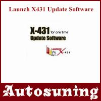 China Launch X431 Update Software on sale