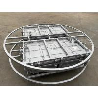 Quality 250L Float Rotational 6061T6 Mould Running On 3.5 Meters Machine wholesale