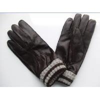 Quality Men Gloves Leather Gloves (MF7744) wholesale