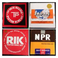 China NPR,RIK,TP PISTON RING on sale