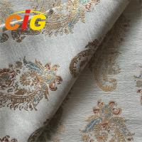 Quality 100% Polyester Jacquard Sofa / Curtain Fabric  Home Decor Fabrics Width 295cm wholesale