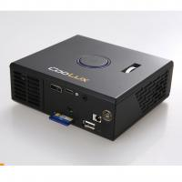 Quality High lumen full hd mini projector Built in Speakers support MPEG4 3gp  wmv amv RMVB wholesale