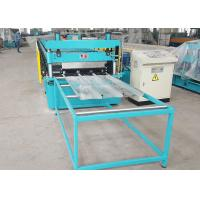 Buy cheap Composite Floor Deck CNC Roll Forming Machine Closed Type Dovetail Profile Usage from wholesalers