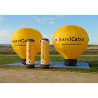Quality Colorful Inflatable Hot Air Balloon ,  Custom Advertising Blow Ups With Logo wholesale