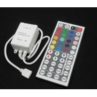 Quality 44 key 5v, 12v or 24v common anode Infrared Led Rgb Controller with 3 channel wholesale