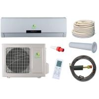 China Mini 9000 BTU Split Unit Air Conditioner For Home Use 12-60k Heating on sale