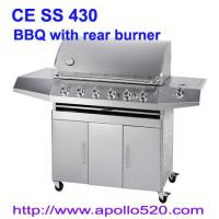 Quality Gas Barbeque with Rear Burner wholesale